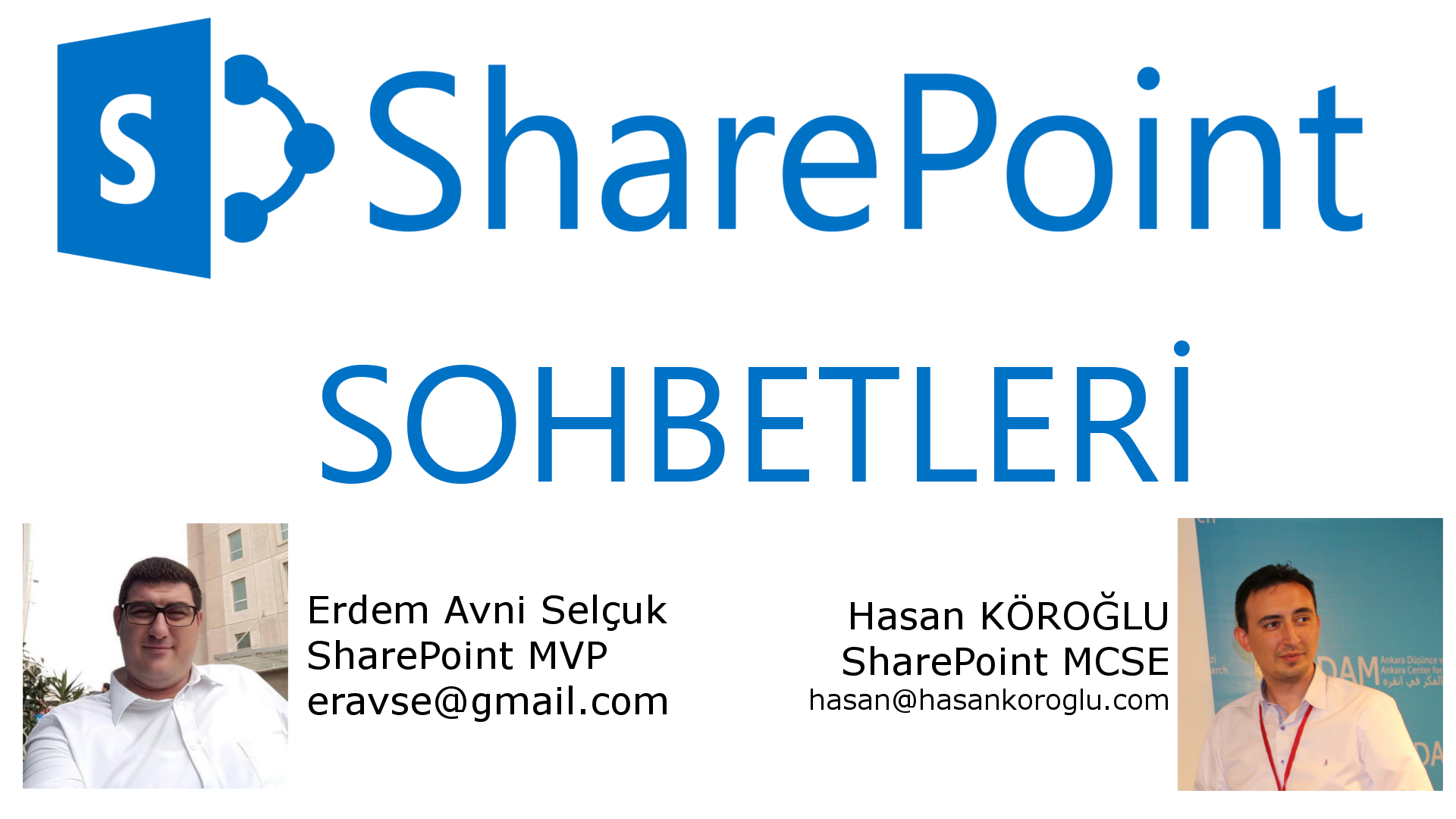 SharePoint Sohbetleri #001
